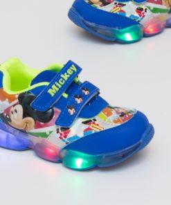 Adidas Micky Mouse cu led