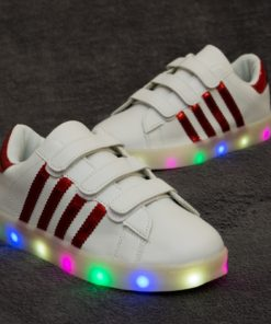 sneakers cu led
