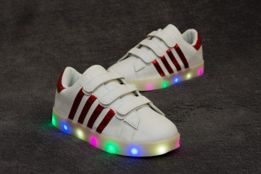 sneakers cu led
