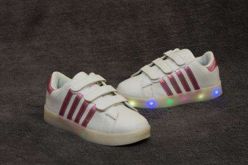 sneaker led roz bombon