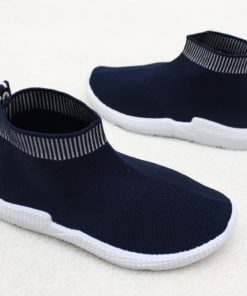 sneakers soseta bleumarin