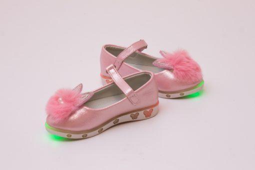 balerini roz copii