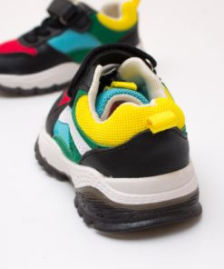 adidasi colorati copii