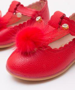 balerini rosii copii