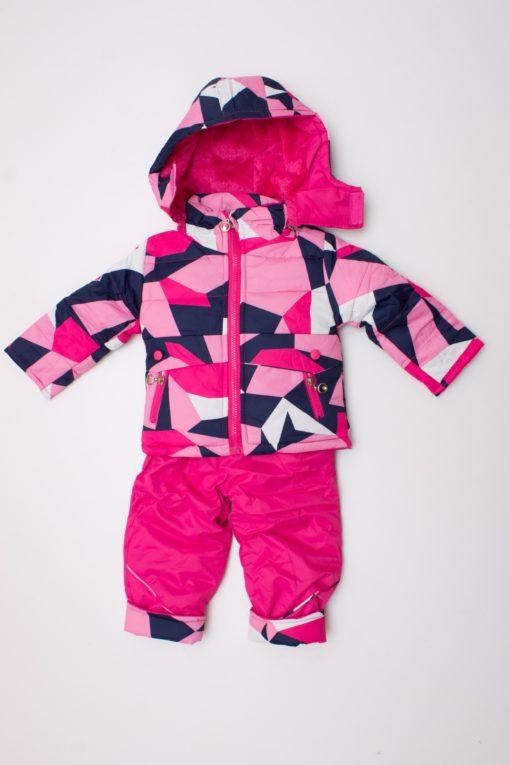 combinezon roz copii