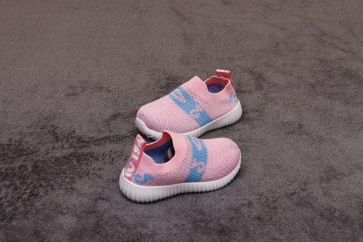 adidasi roz stil soseta copii