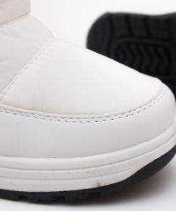 cizme albe fete