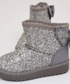 ghete argintii fete