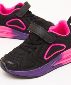 adidasi talpa mov - roz pentru fete