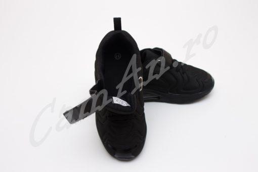 adidasi negri cu pernute aer - air