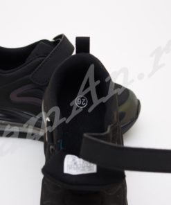 adidasi negri pentru copii pernute aer