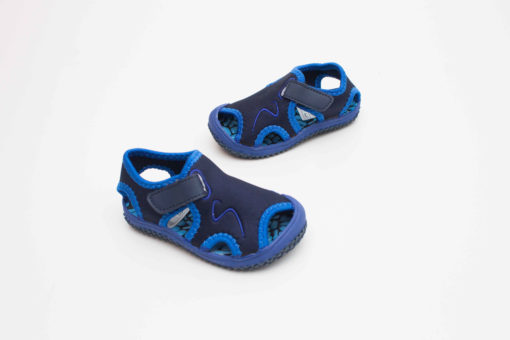 sandale panza bleumarin cu arici pentru baieti 1