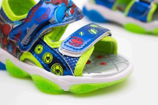 sandale cu led baieti