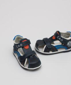 sandale cu talonet pentru copii