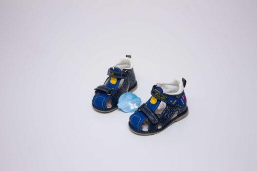 sandale interior piele copii 6