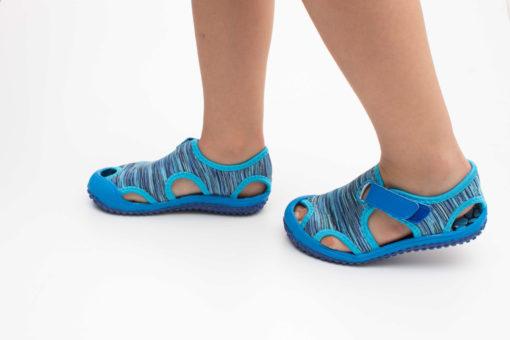 sandale albastre copii