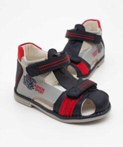 sandale cu talonet baieti
