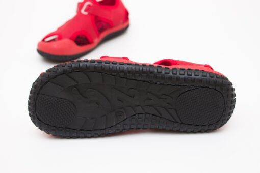 sandale pentru copii - sandale rosii