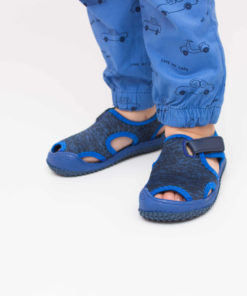 sandale sport din panza pentru baieti