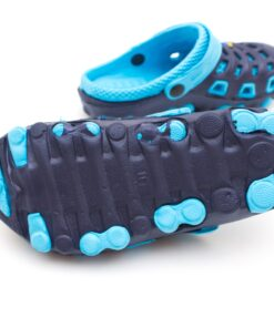 crocs copii - bleumarin