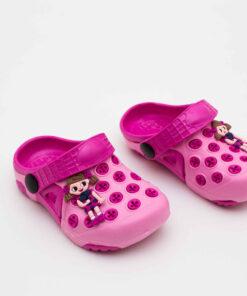papuci corpii - crocs roz