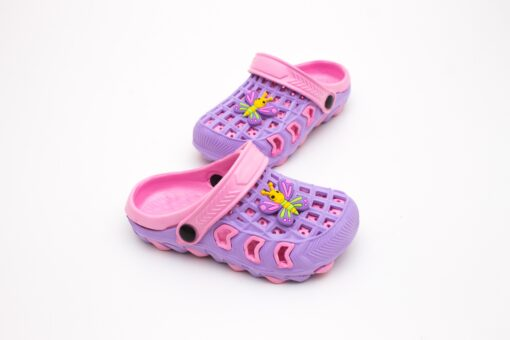 papuci crocs mov