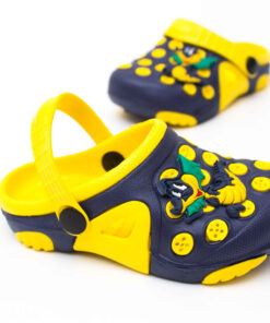 papuci galbeni copii