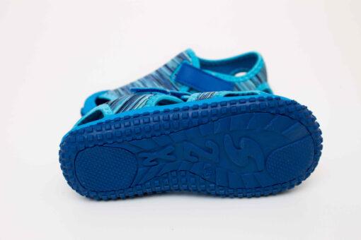 sandale albastre pentru baieti