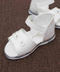 sandale cu led si arici pentru fete