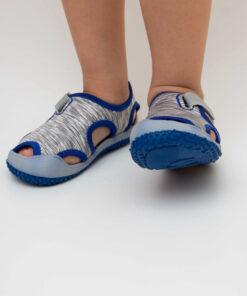 sandale din panza pentru baieti