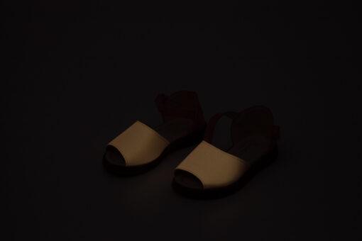 sandale fosforescente