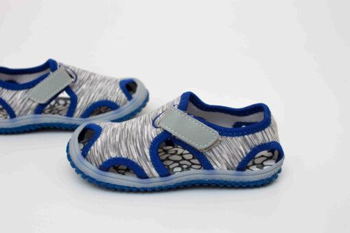 sandale gri panza