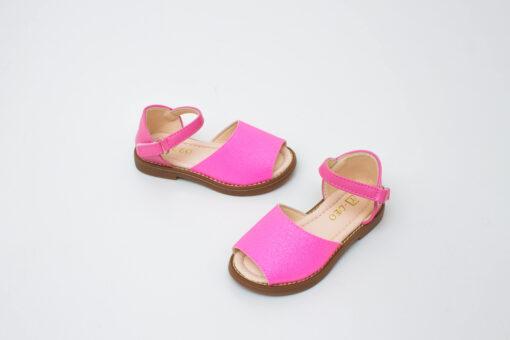 sandale gen avarca roz pentru copii