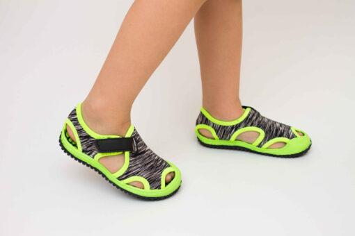 sandale verzi pentru copii