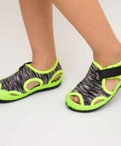sandale verzi pentru copii 4