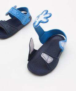 sandale albastre baieti