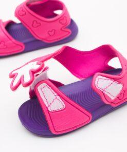 sandale mov usoare