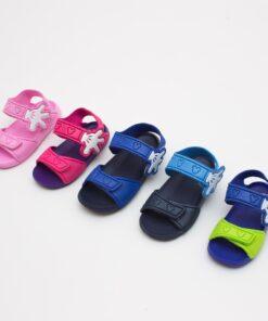 sandale usoare colorate