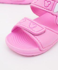 sandale pentru copii din spuma roz