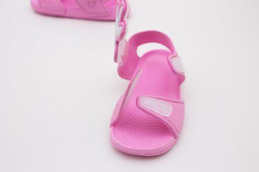 sandale roz din spuma