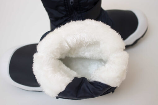 cizme imblanite impermeabile pentru copii