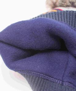 fes tricotat cu mot