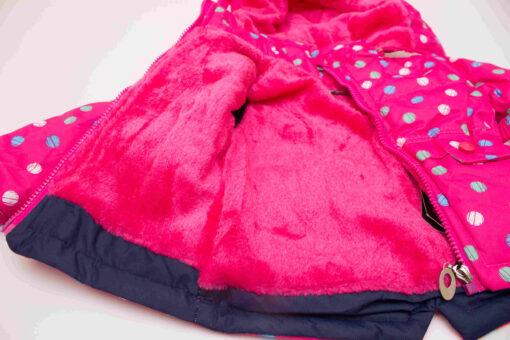 geaca roz fete