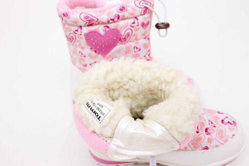 cizme calduroase pentru fete