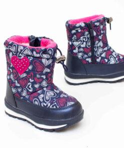 cizme imblanite pentru fete