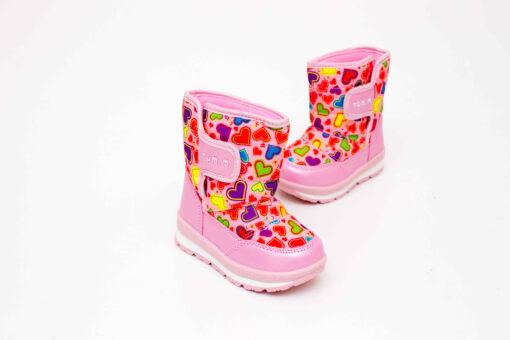 cizme roz copii