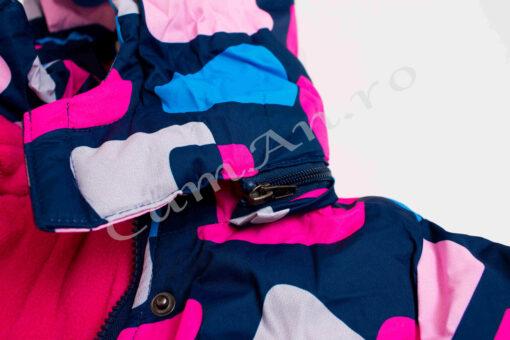 combinezon 2 piese schi pentru fete