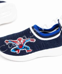 tenisi spiderman bleumarin
