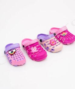 papuci colorati fete