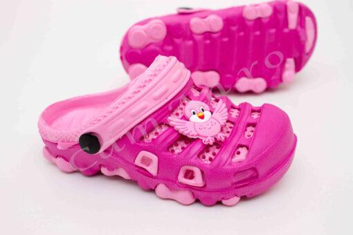 papuci colorati pentru copii